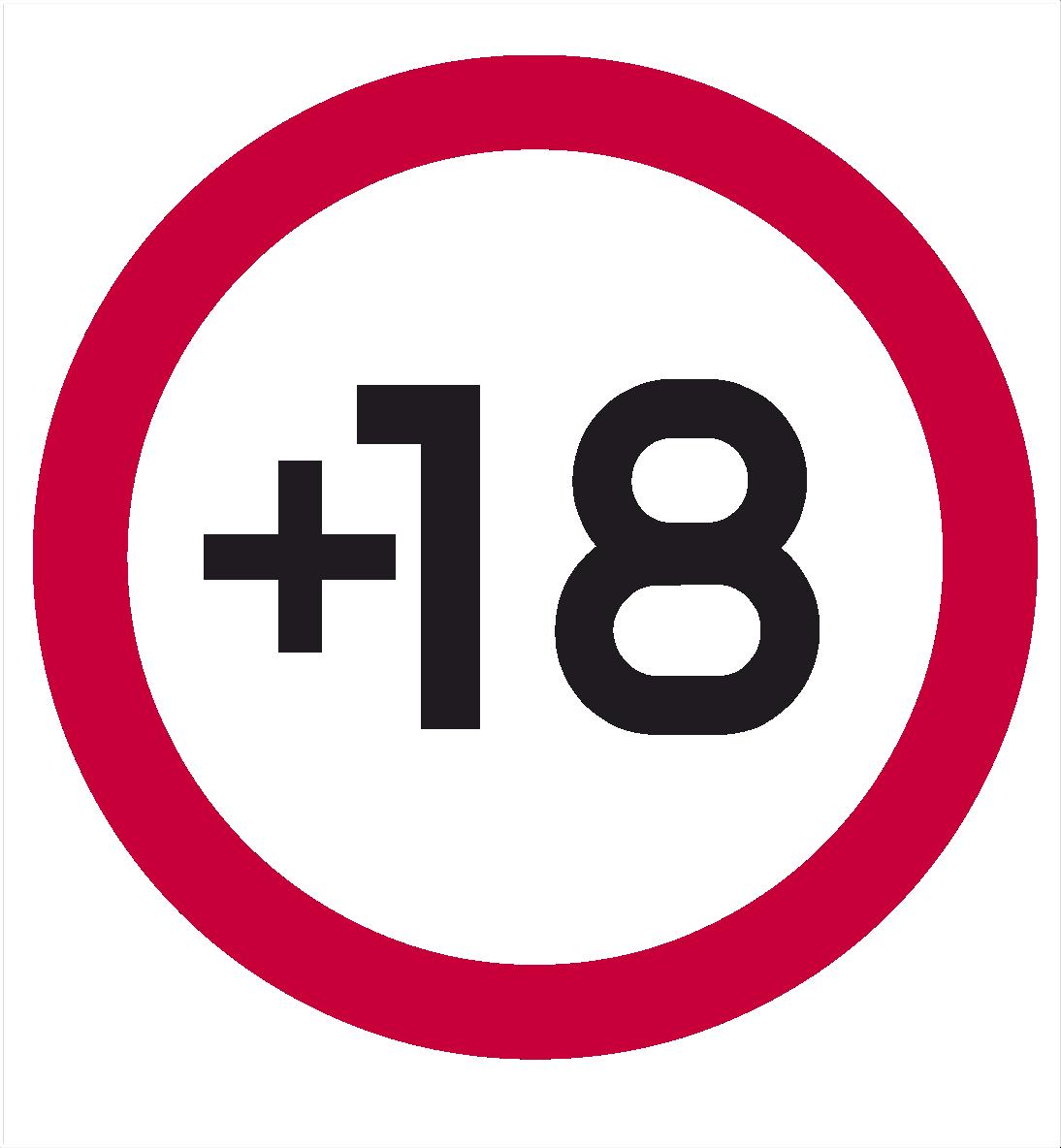 PLUS 18 - Adult