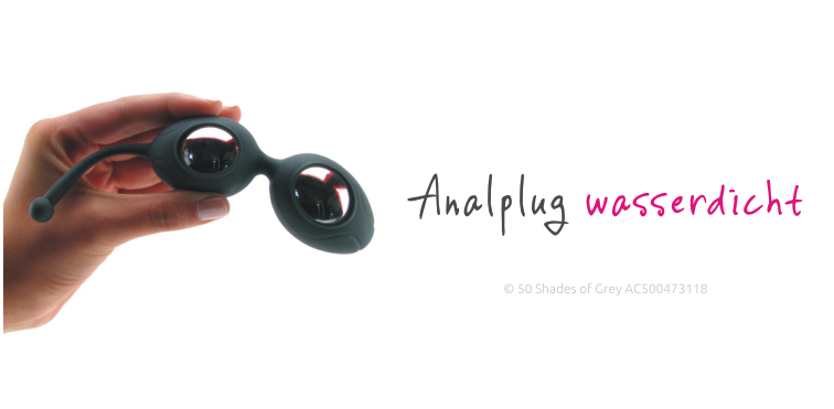 analplug-wasserdicht