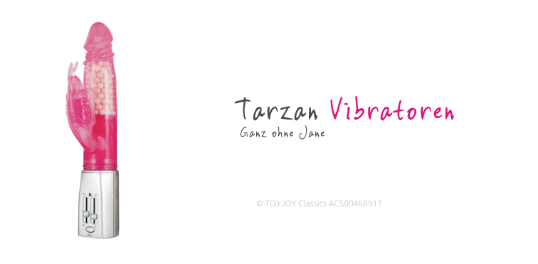tarzan-vibratoren