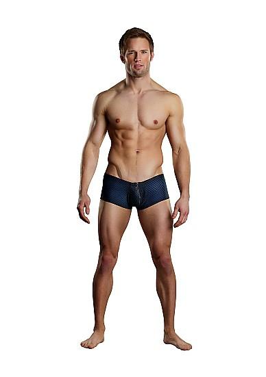 Zipper Short - Grey