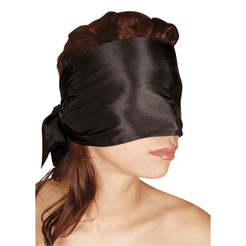 Schwarze Schal