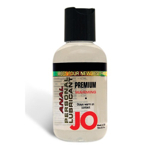 JO Anal Silicone Warming 75ml