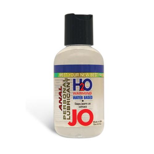 JO Anal H2O Warming 75ml