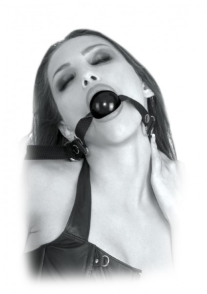 FF LIMITED EDITION BEG BALL GAG