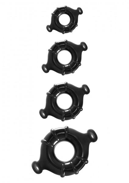 VITALITY RINGS BLACK
