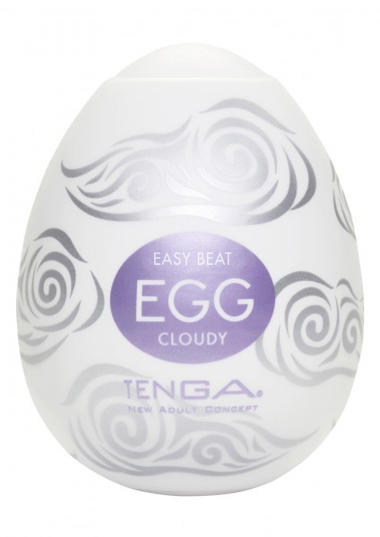 TENGA EGG CLOUDY (6PCS)