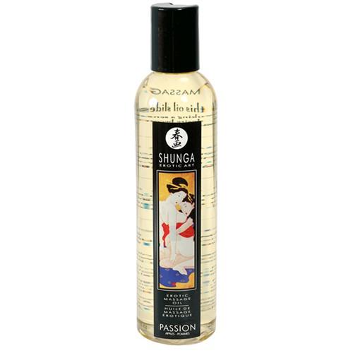 Shunga - Massageöl Passion