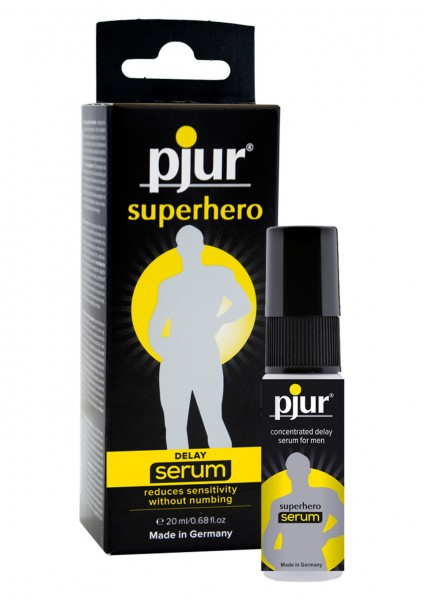 PJUR SUPER HERO SERUM 20 ML