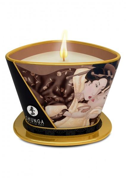 SHUNGA CANDLE CHOCOLATE 170 ML