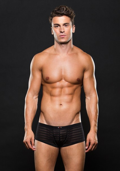 MICROFIBER TRUNK BLACK L/XL