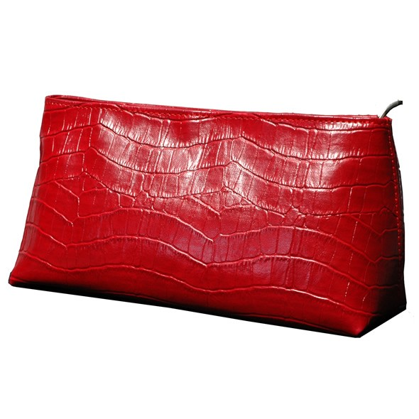 Devine Carry on Red Croco