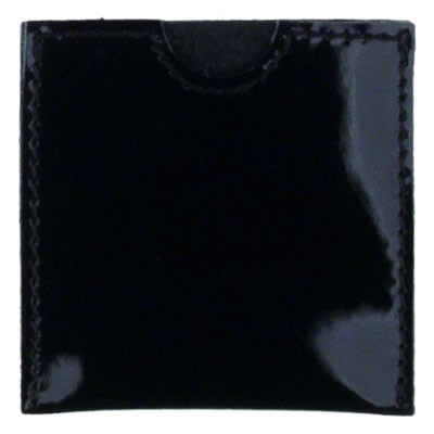 Devine French Envelope Black Patent