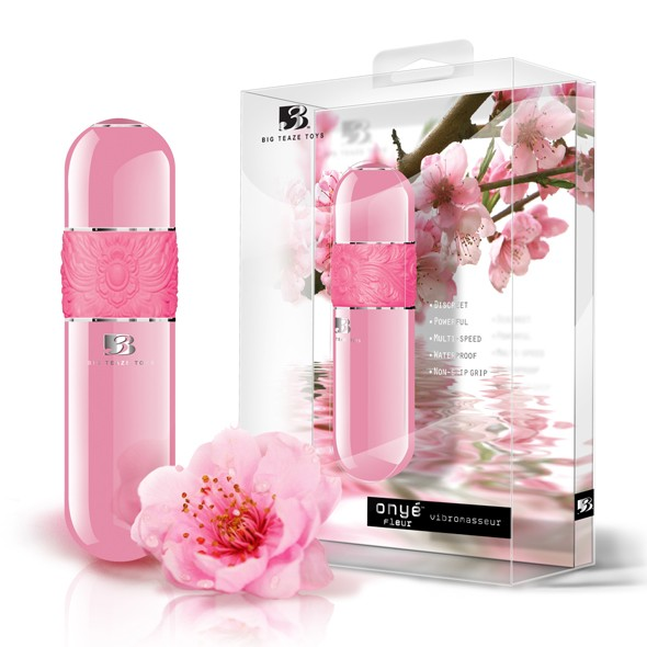 B3 Onyé Vibrator Fleur Pink Pearl