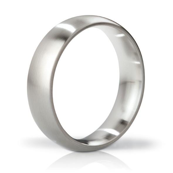 Mystim   His Ringness Earl Brushed 55mm