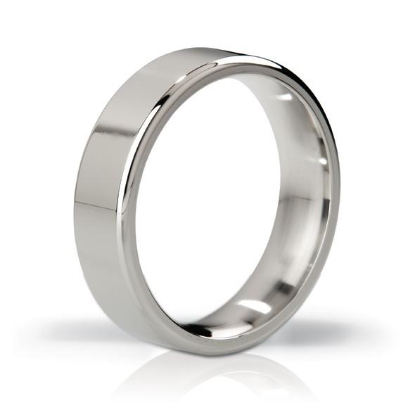 Mystim   His Ringness Duke Polished 48mm