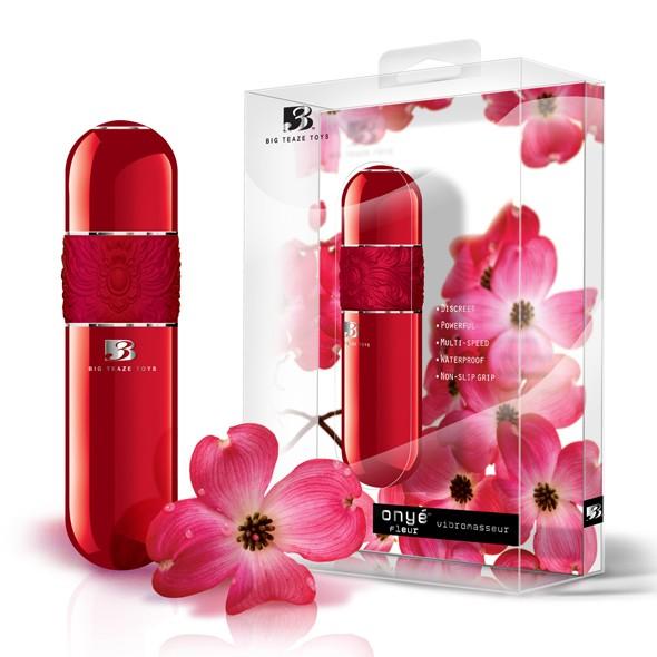 B3 Onyé Vibrator Fleur Red Pearl