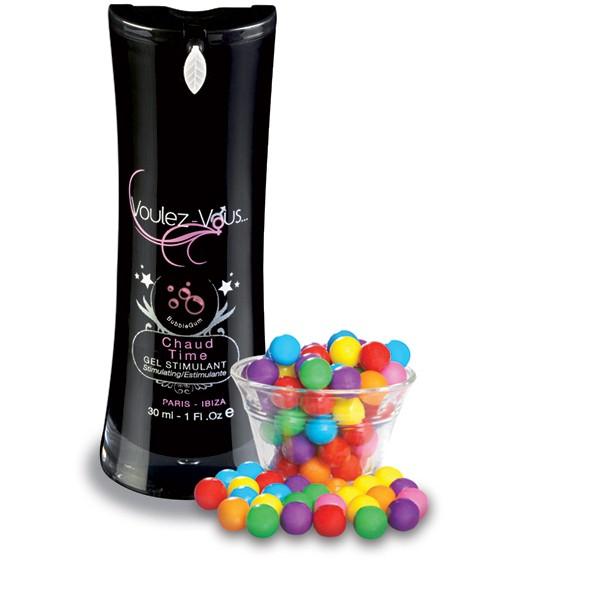 Voulez-Vous... - Stimulating Gel Bubblegum