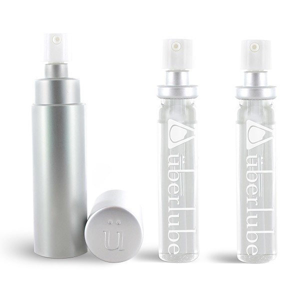 Uberlube - Good-To-Go Silver & Refills