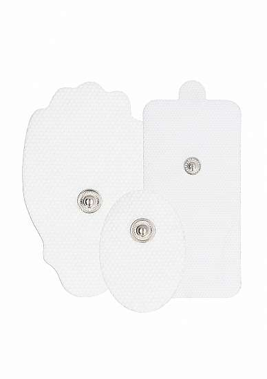 Replacement Pads - White