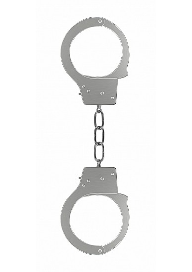 Beginner's Handcuffs - Metal