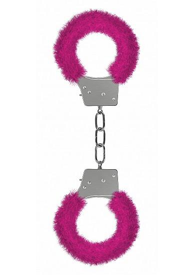 Beginner's Handcuffs Furry - Pink