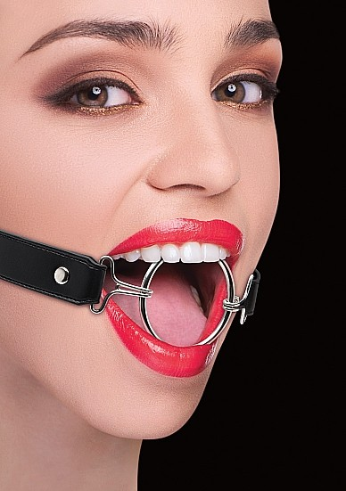 Ring Gag XL - Black