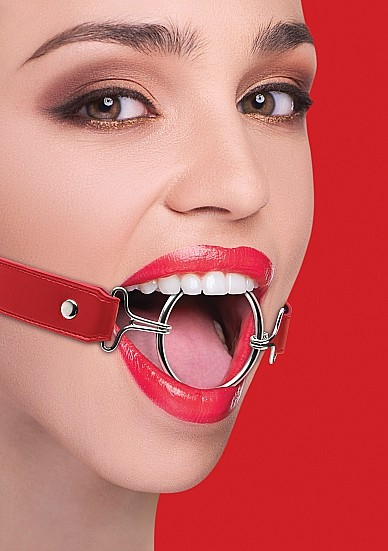 Ring Gag XL - Red