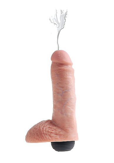 Squirting Cock - 8 Inch - Flesh