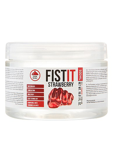 Fistit - Strawberry - Extra Thick - 500ml