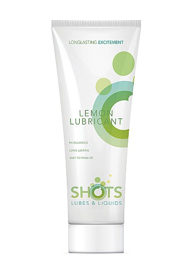 Lemon Lubricant - 100 ml