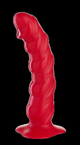 Fun Factory TIGER Red 19 cm Dildo - Für vaginale und anale Nutzung